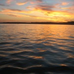Mindfulness Meditation Sunset Photo