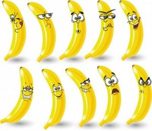 bananas moods